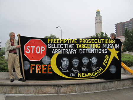 Banner for the Newburgh 4
